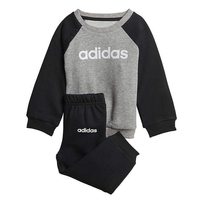 adidas I Lin Jogg FL Chándal, Unisex niños: Amazon.es: Ropa y ...