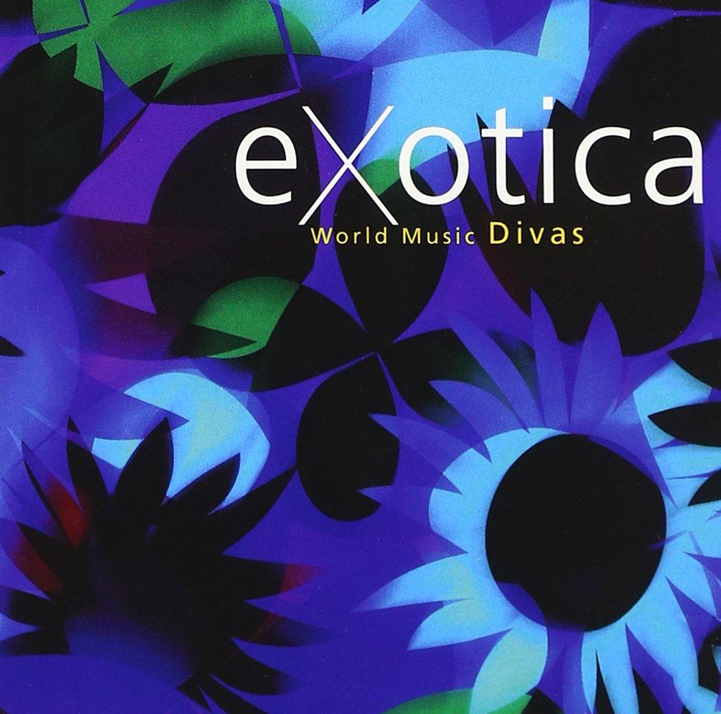 various artists exotica world music divas amazon com music