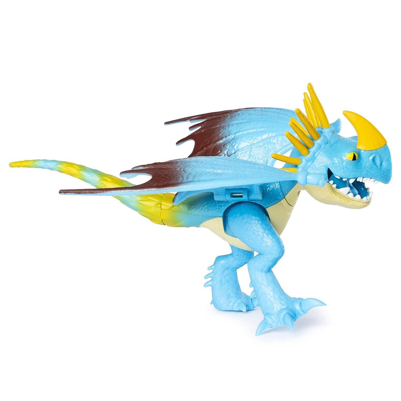 Drag/ón Tormenta Articulado Deluxe Dragons Stormfly Bizak 61926548 C/ómo entrenar a tu drag/ón