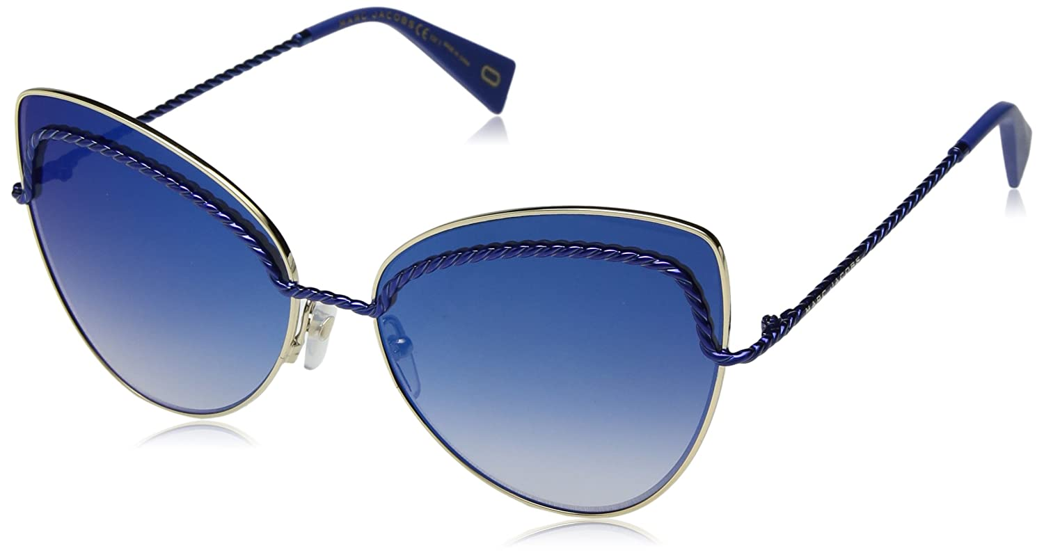 Amazon.com: Marc Jacobs Womens Marc255s Cateye Sunglasses ...