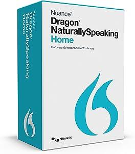 Dragon NaturallySpeaking Home 13, Spanish