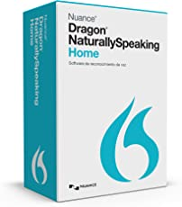 Nuance Communications Dragon NaturallySpeaking v.13.0 Home, Box Pack, 1 User