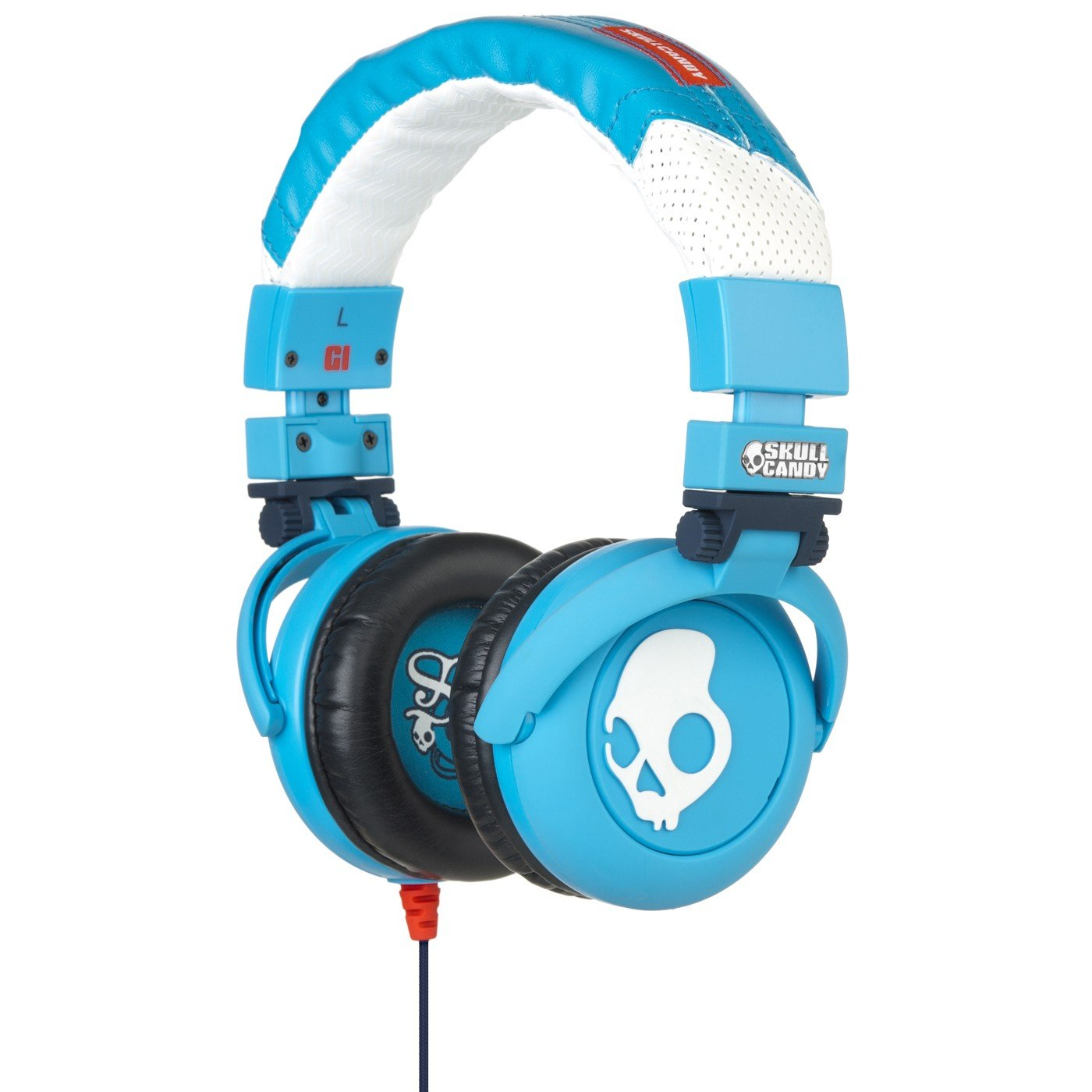 Amazon.com: G.I.- Mic\'d / dB Over Ear Headphones in Shoe Blue by ...