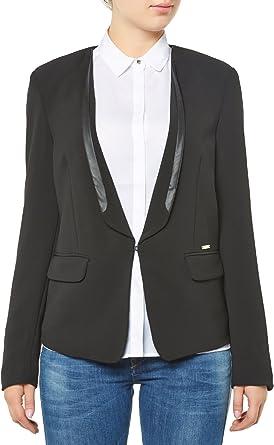 nuovo elenco accogliente fresco migliore Guess Blazer - Black - Medium: Amazon.co.uk: Clothing