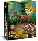 Geoworld Dino Excavation Kit 23211312 Spinosaurus - Kit de excavación de esqueletos de dinosaurio (32 cm)