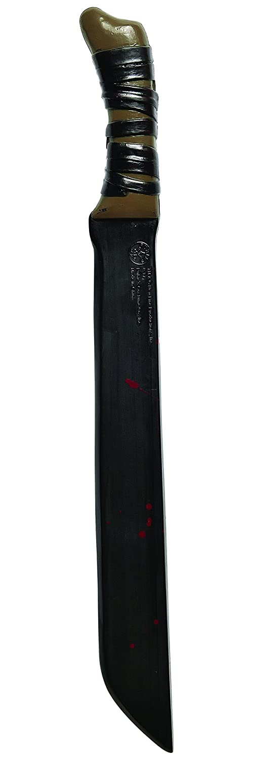 Rubie's Friday The 13th Jason Voorhees Costume Accessory Machete Brown One Size Rubies Costumes - Apparel 8783