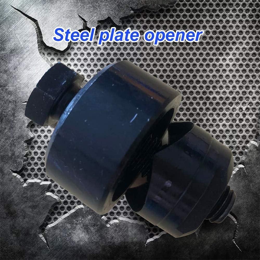 Xkfgcm 16mm Perforador de Chapa Punzonadora de Tornillo Cortador Agujeros Grifo Punz/ón para Chapa Cortador de Agujeros para Grifos de Agua Hecho de Acero Para Rodamientos de Alta Calidad