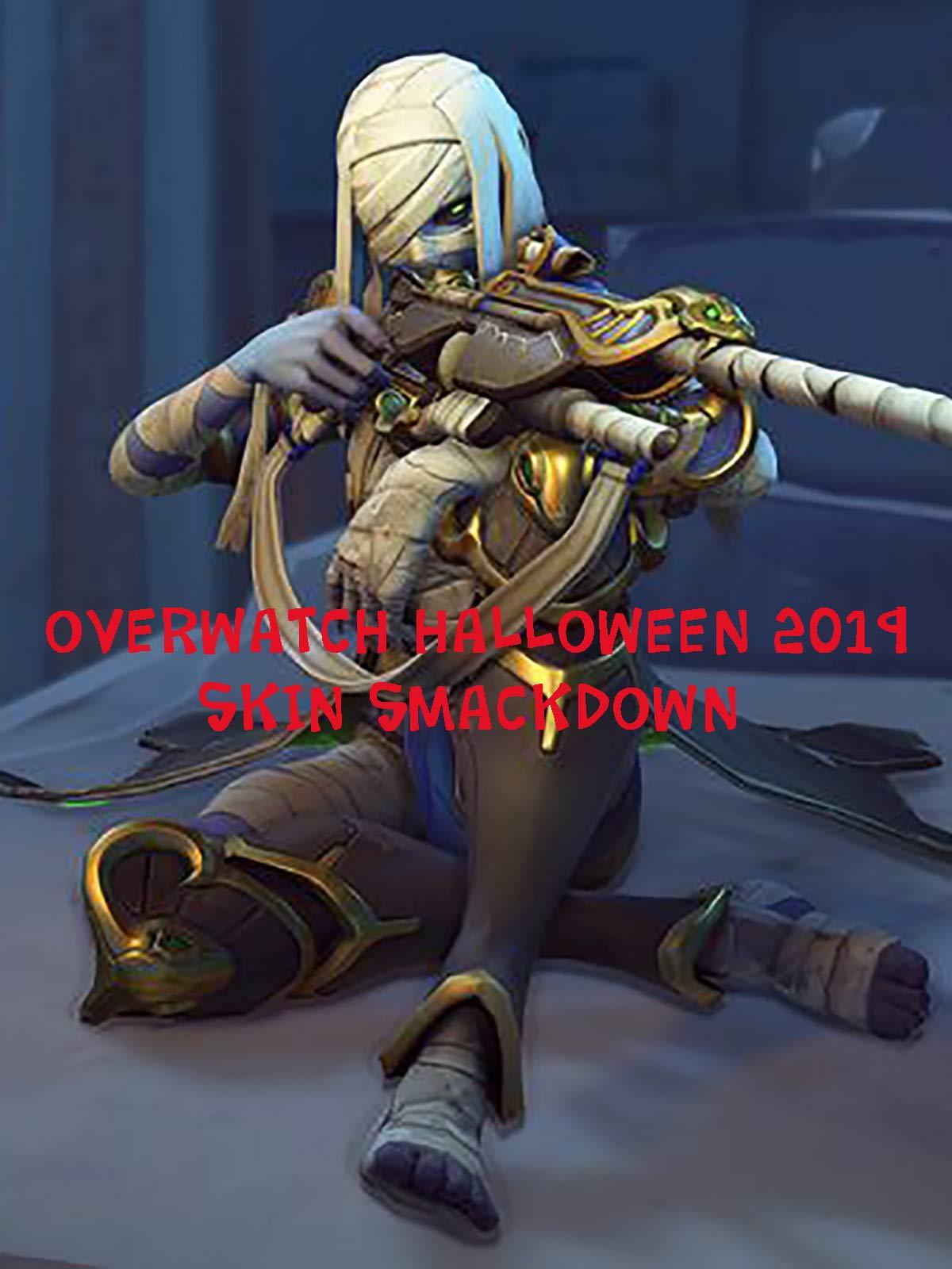Watch Overwatch Halloween 2019 Skin Smackdown Prime Video