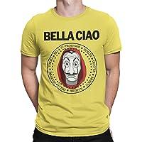 Camisetas La Colmena 1743-Bella Ciao (Andriu)