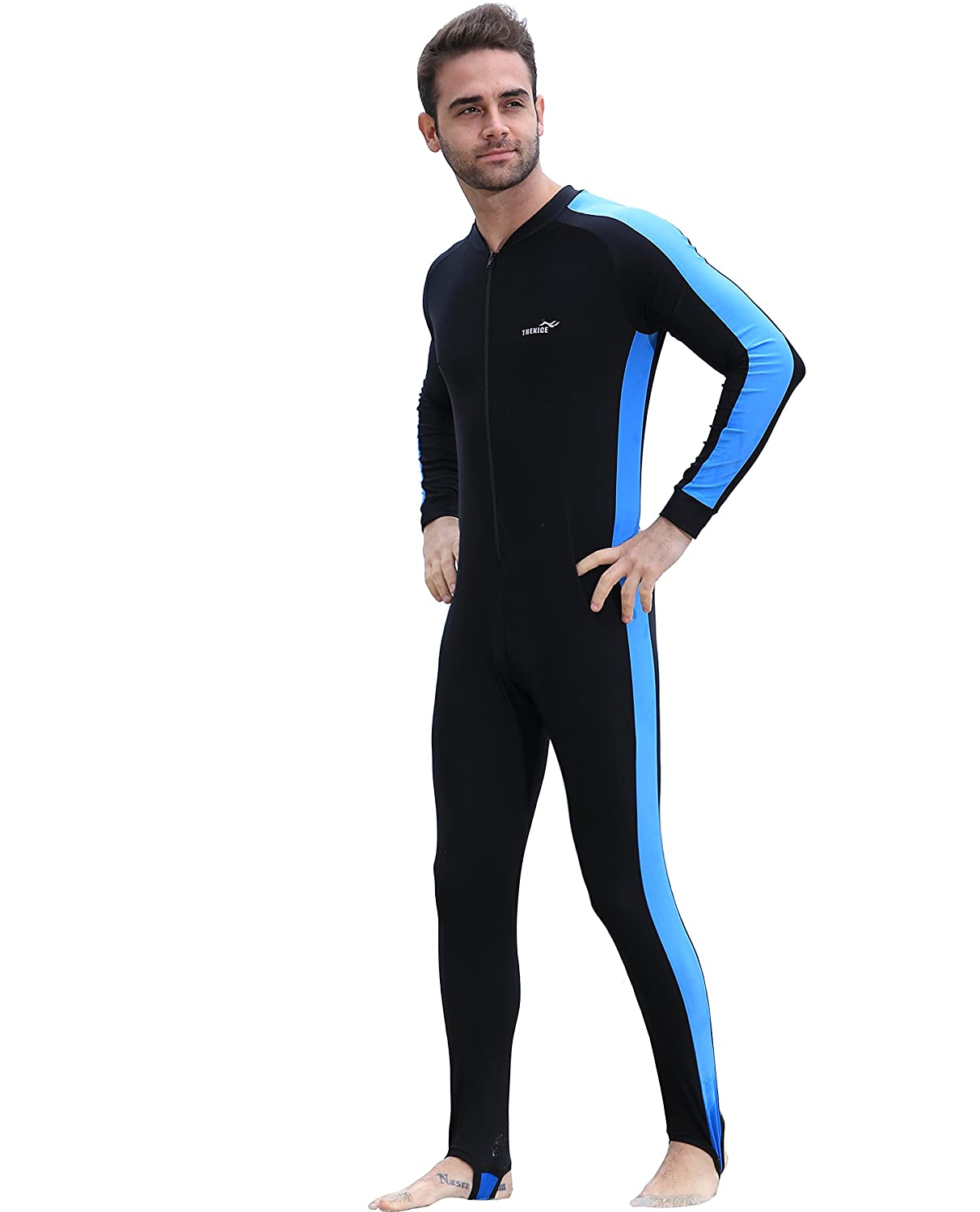 e480df86ea Amazon.com  RGA Swimming Bodysuit Snorkeling Lycra Skin Full Body Diving