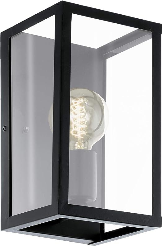 Eglo 49394 lámpara de pared, Plata