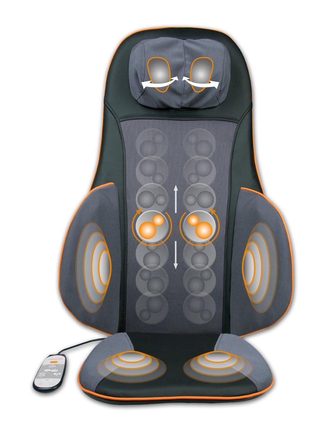 Asiento de masaje eléctrico