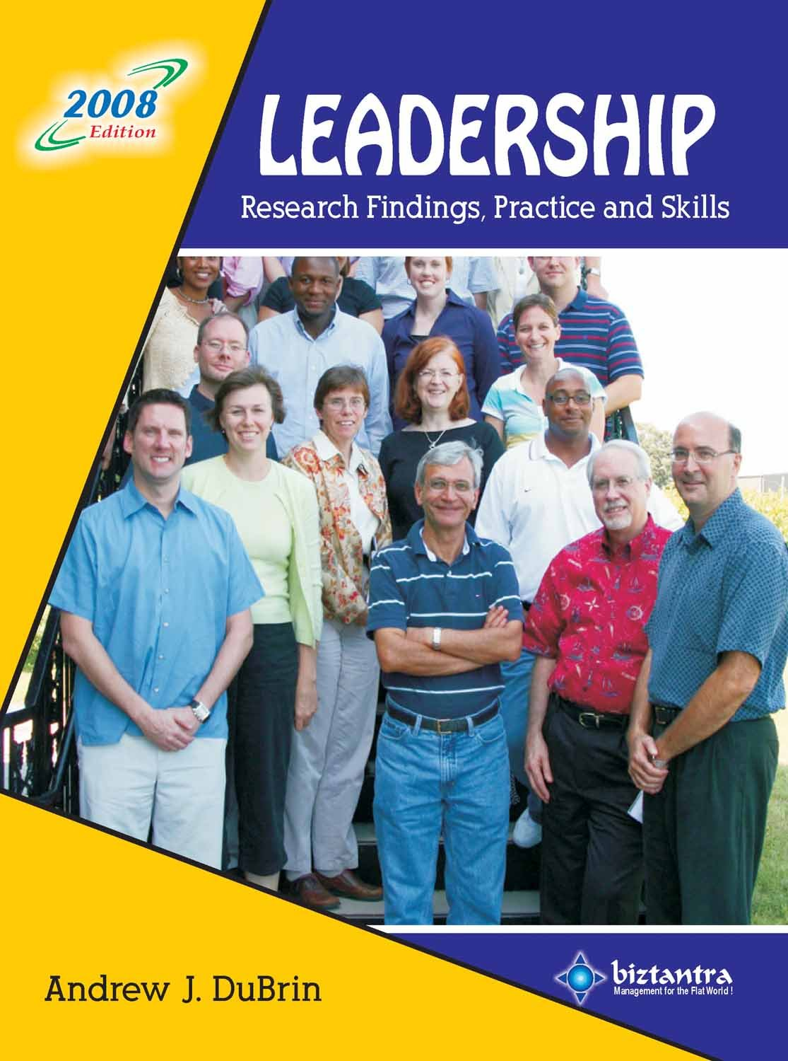Download Leadership Research Findings, Practice and Skills ebook