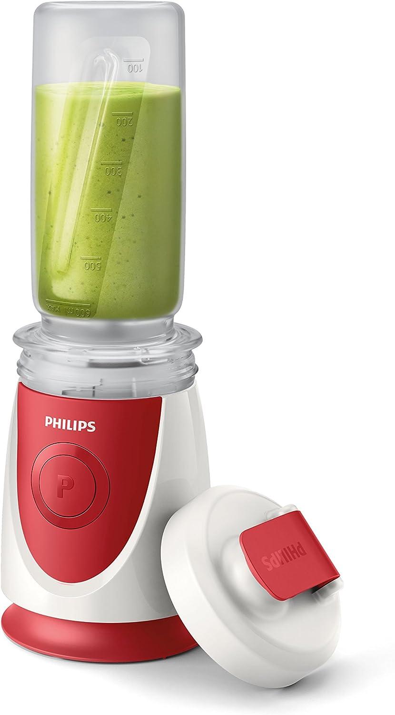 Philips Daily Collection HR2897/00 - Licuadora (0,6 L, Batidora de ...