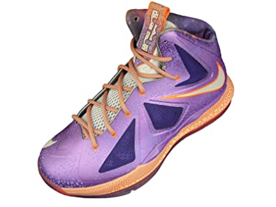 timeless design b9522 20c4c Image Unavailable. Image not available for. Color  NIKE LEBRON X 10 ...