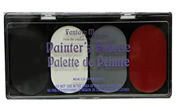 Amazon.com : Wet N Wild Fantasy Makers Painters Palette, 11336 Ghost (Pack of 3) : Beauty