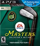 Tiger Woods PGA TOUR 13: The Masters Collector's Edition - Playstation 3