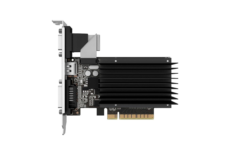 Gainward VGA GT710 Scheda Grafica da 2GB Nero