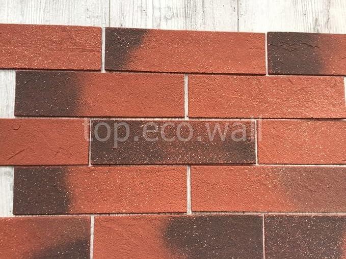 New brick slips rivestimento parete piastrelle flessibile 5 sqm