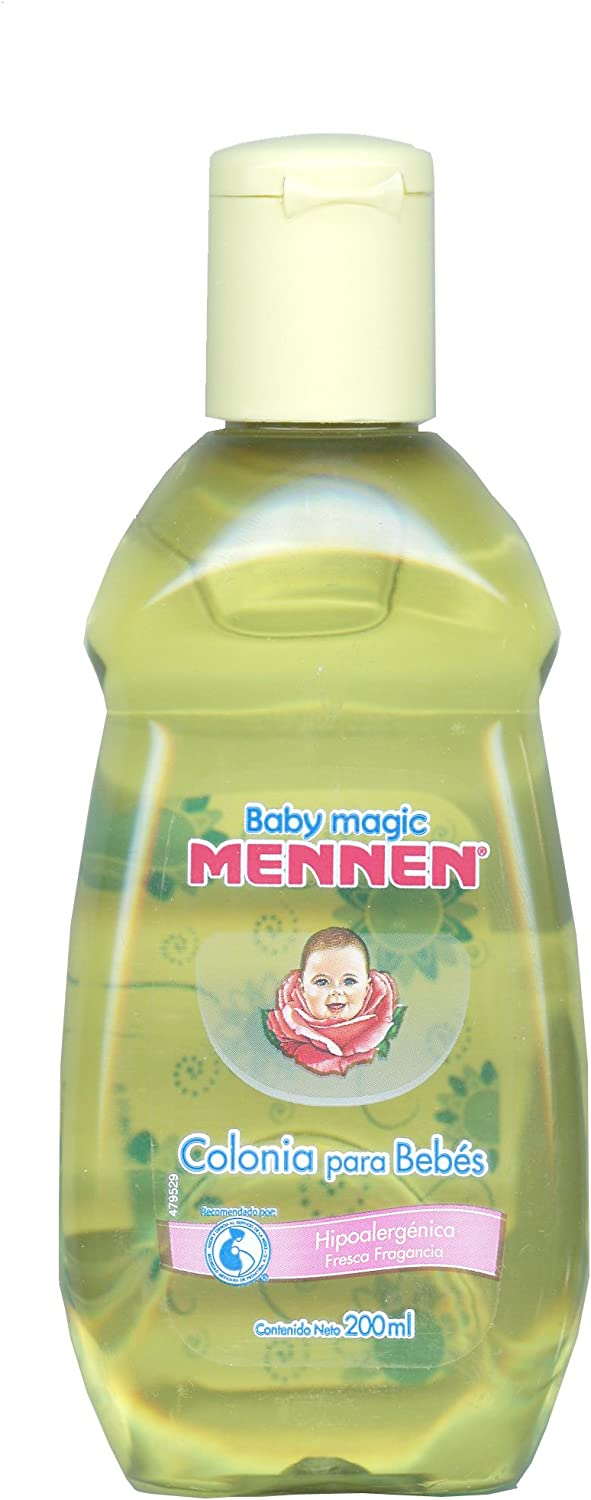 Baby Magic Mennen Cologne - baby oil for hair