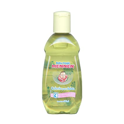 Baby Magic Mennen Cologne - Colonia Mennen Para Bebe, 200 ml by Baby Magic