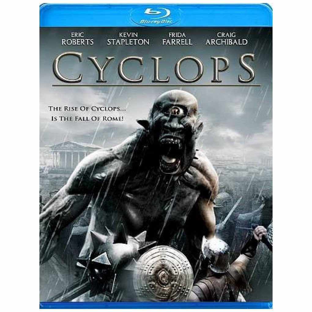 Blu-ray : Cyclops (Blu-ray)