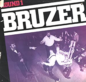 Bruzer: Round 1 LP VG/NM Canada Handshake FW 37747