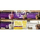 Advocare Meal Replacement (6 Flavors) + Bonus..Iced Lemon, Chocolate, Chocolate Peanut Butter, Berry, Vanilla & Chocolate Mocha