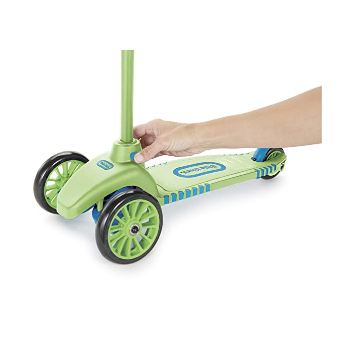Amazon.com: Patinete Lean To Turn de Little Tikes, verde ...