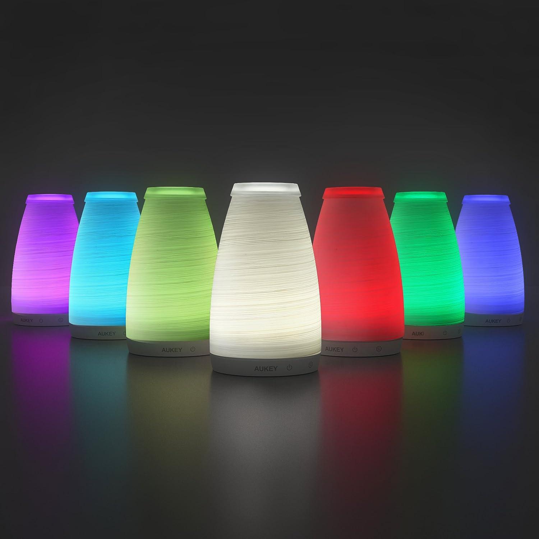 71JOAf6YWOL. SL1500 - 【パリピ向け?】AUKEY LT-ST14 LEDルームライト届いたー!デスクライトって書いてあるけどこれ完全にレッツパーリィィィィィな代物!色の選択肢はeGoAIO並の楽しめる一品だ!【LED】