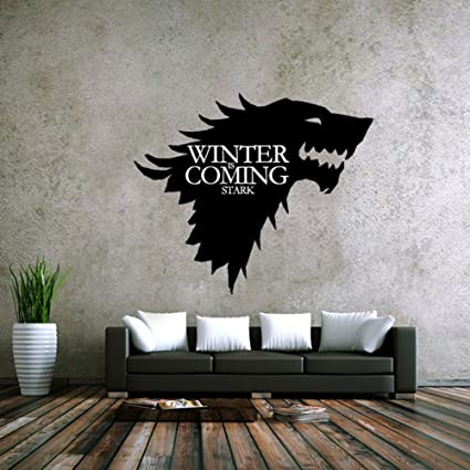 amazon com lpstar removable game of thrones got large westeros wall