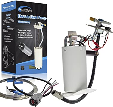 ford fuel sending unit wiring amazon com powerco electric gas fuel pump module assembly  powerco electric gas fuel pump module