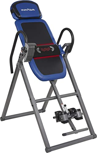 Innova Health and Fitness Innova ITM4800 Advanced Heat and Massage Therapeutic Inversion Table