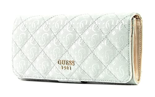 944915bedc GUESS Seraphina SLG File Clutch Grey  Amazon.co.uk  Shoes   Bags