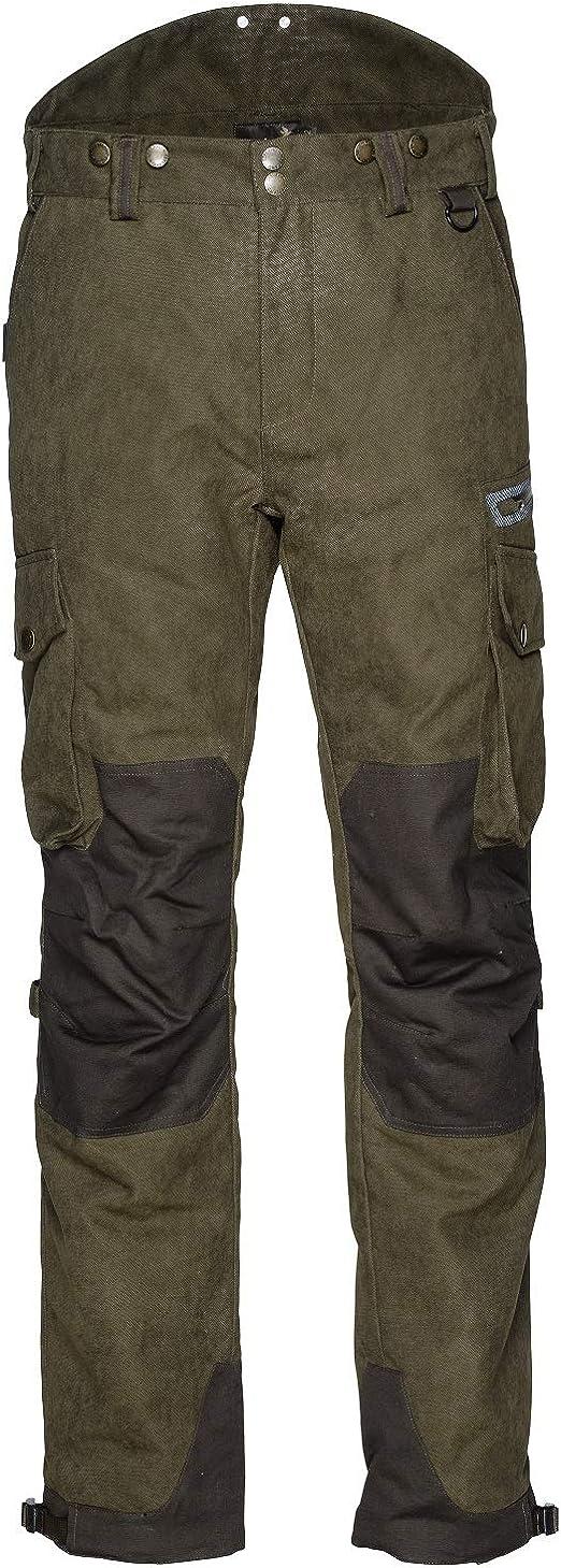 Seeland Impermeabili Pantaloni da Caccia da Uomo con Membrana SEETEX/® robusti Imbottiti Colore: Verde