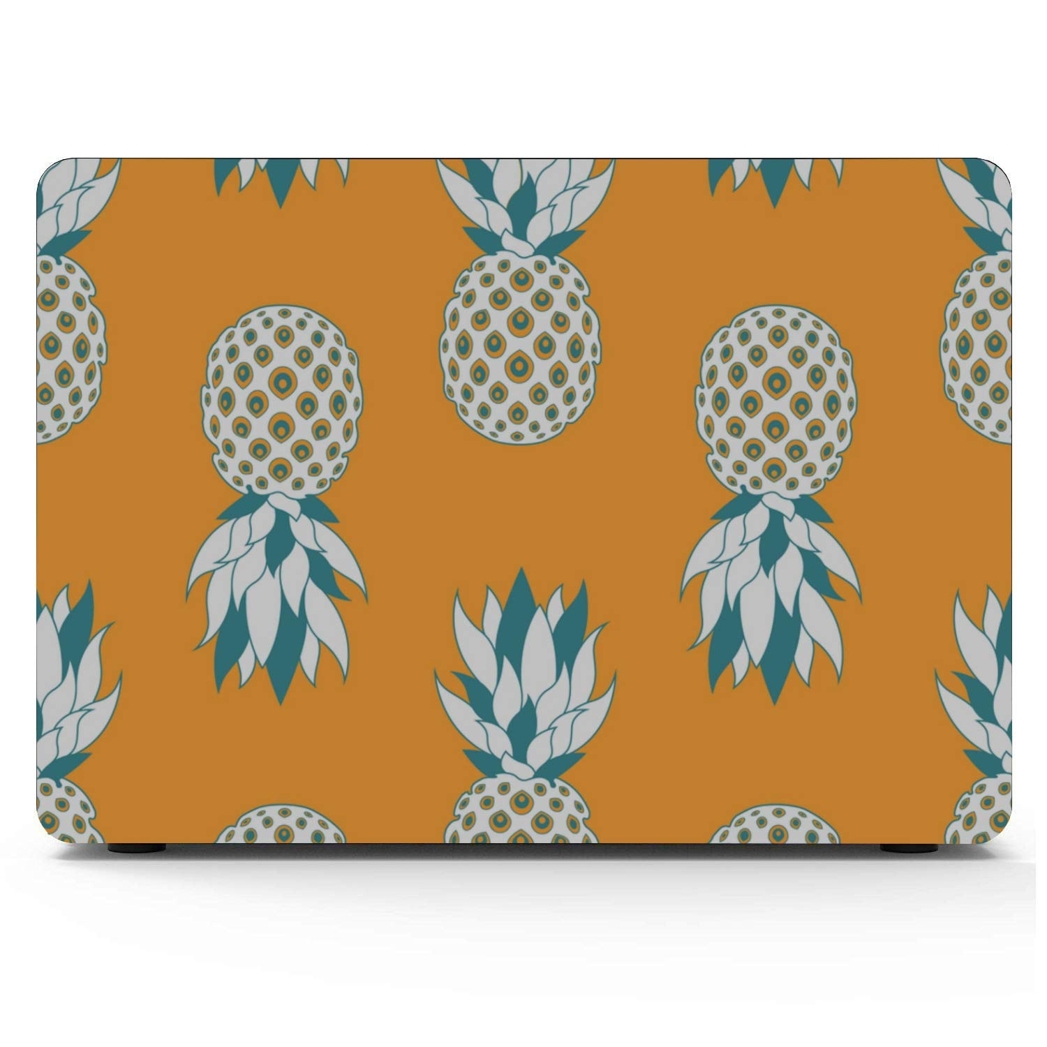 Laptop Hard Cases Summer Sweet Cute Fruit Pineapple Plastic Hard Shell Compatible Mac Air 11 Pro 13 15 MacBook Air Protective Case Protection for MacBook 2016-2019 Version