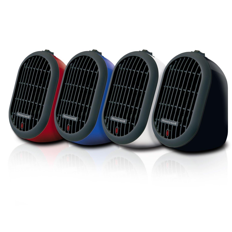 Honeywell HCE100 - Calefactor personal, 250 W, color azul: Amazon.es: Bricolaje y herramientas