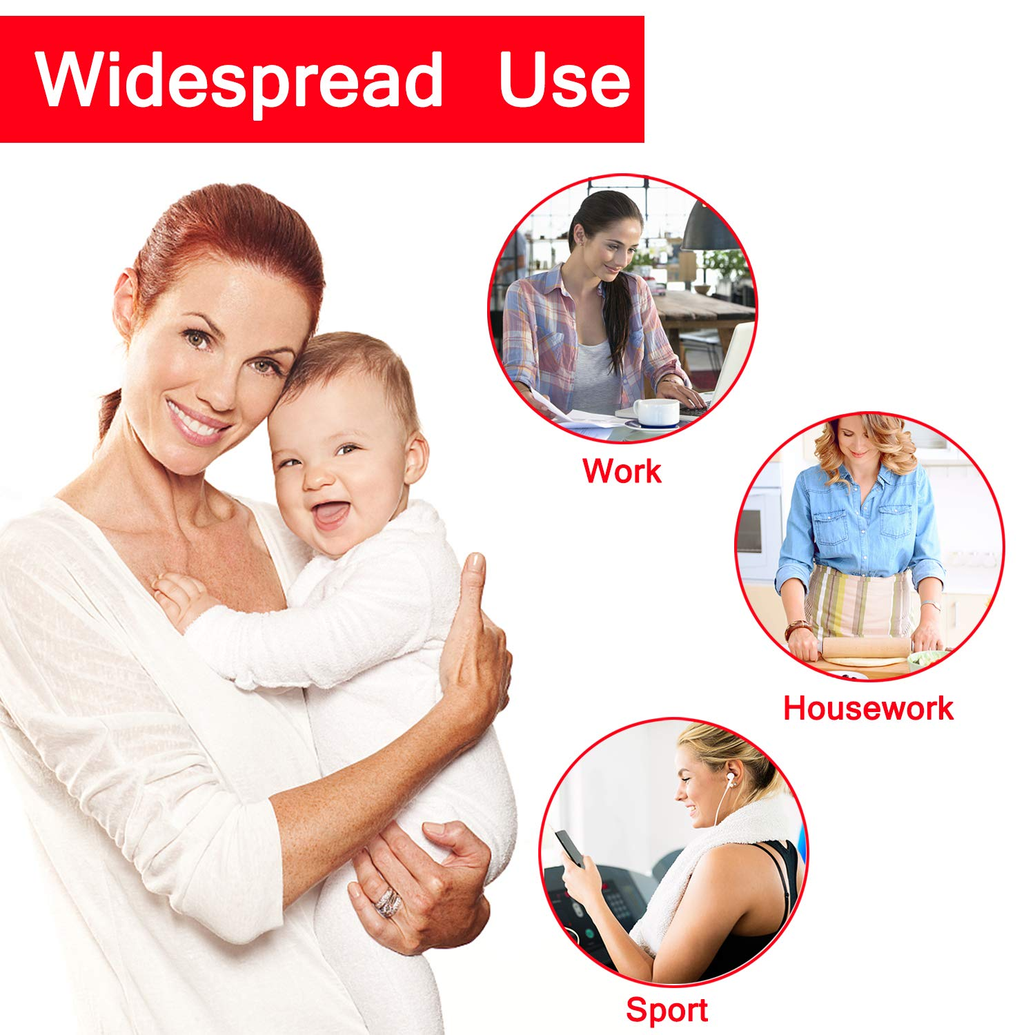 Eloka Postpartum Belly Wrap Support C-Section Recovery Belt Girdle After Birth Belly Band for Women Postnatal Body Shaper Corset