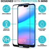 Huawei P20 Lite\Lofad Case Tempered Glass for Huawei P20 Lite\Screen Guard protecter