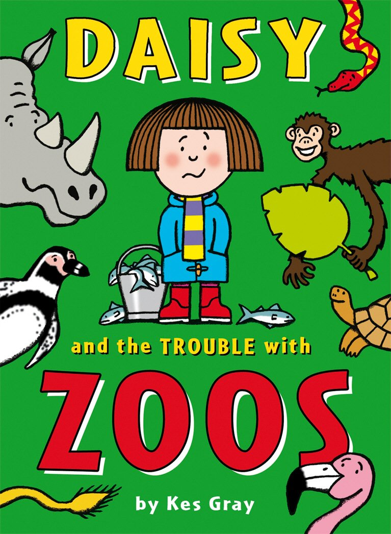 Download Daisy and the Trouble with Zoos (Daisy series) pdf