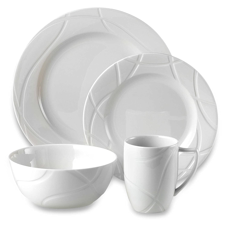 sc 1 st  Amazon.com & Amazon.com | Lenox Vibe Dinnerware Set: Dinnerware Sets