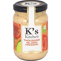 K's Kitchen Eggless Thousand Island Dressing, 250g