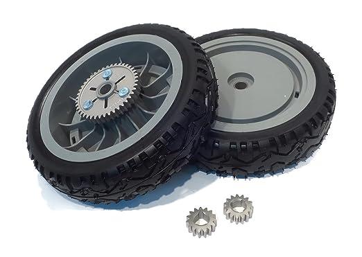2) OEM rueda de toro y Gear Pinions para 20381, 20382, 20383 ...