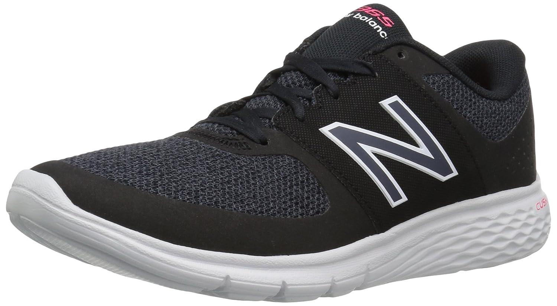 New Balance Women's WA365v1 CUSH + Walking Shoe B01FSILZ8E 9 B(M) US|Black/White
