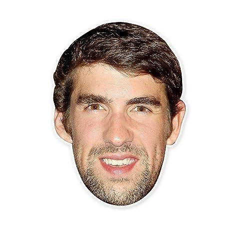 Amazon.com: Michael Phelps Mask - Perfect for Halloween ...