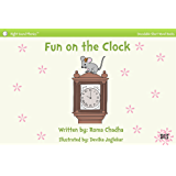 B13 - Fun on the Clock: Every Child's First Phonics Reader (Fun & Easy Decodable Short Vowel Books for K-2 or Dyslexia) (English Edition)