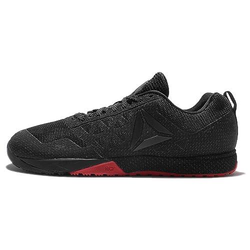 Reebok Hombre R Crossfit Zapatillas de Running Hombre Negro, 45: Amazon.es: Zapatos y complementos