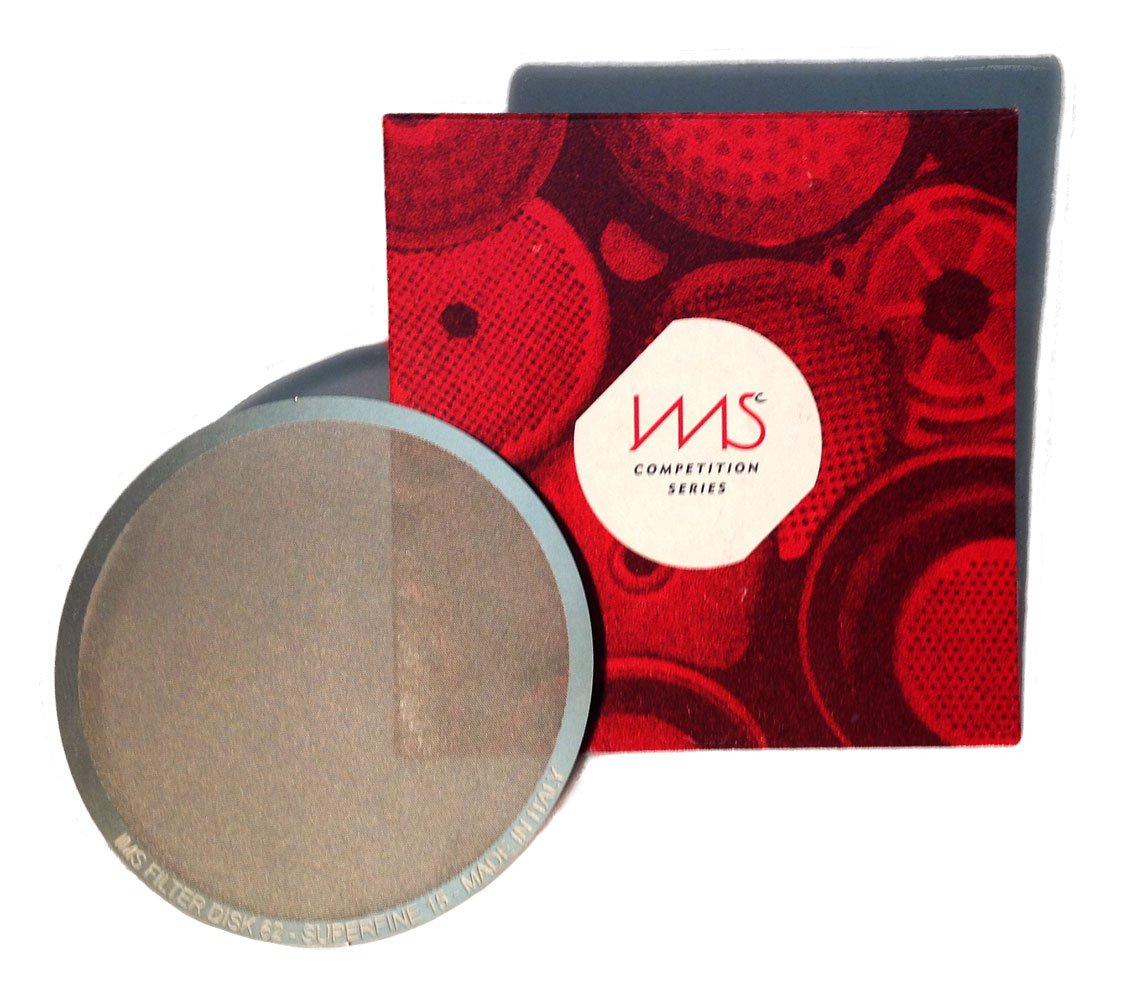 IMS Competition Series Coffee Filter Disk 150 µm - Compatible with Aeropress Coffee Brewers