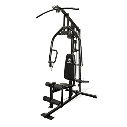 2f463aed387 Amazon.com   Marcy Free Weight Strength Training Home Exercise Workout Gym  Machine Equipment   Sports   Outdoors