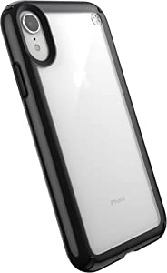 Speck Products Presidio Show iPhone XR Case, Clear/Black